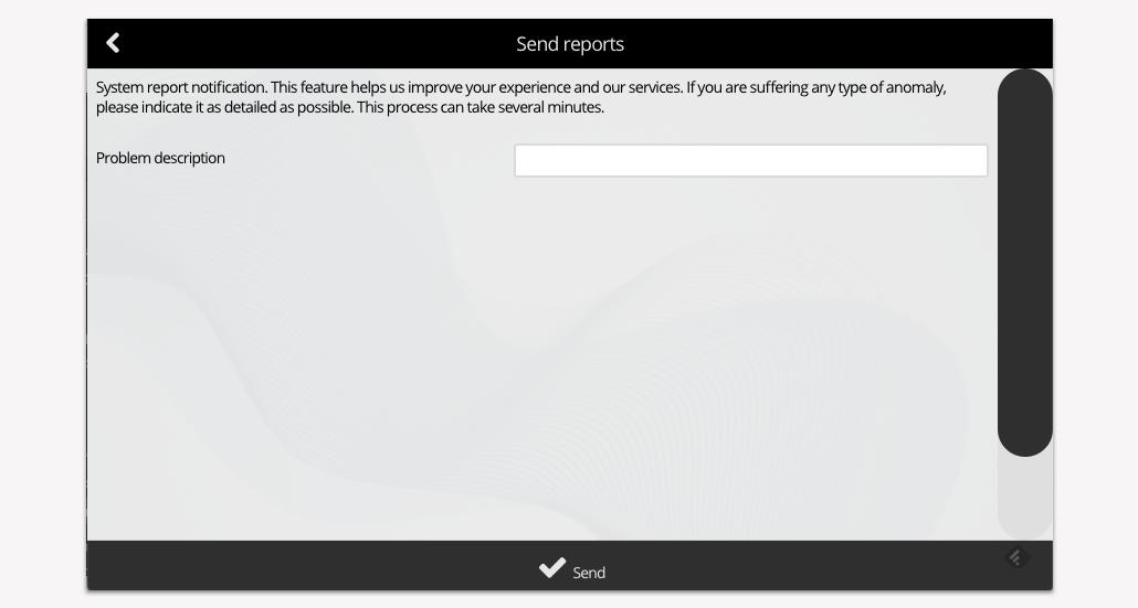 Передача отчетов